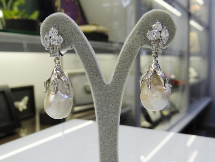 fine jewellery pearls