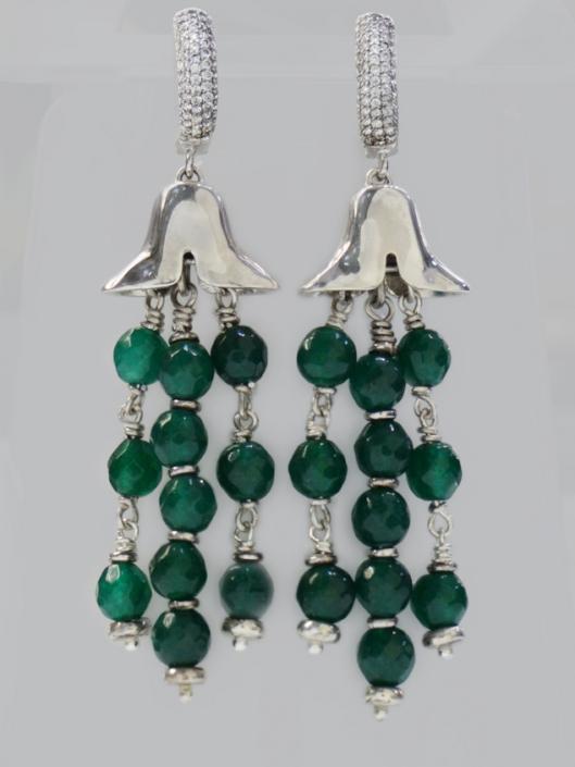fine jewellery earrings