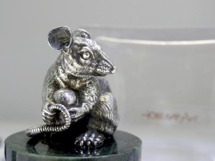 художественное литье из латуни и серебра