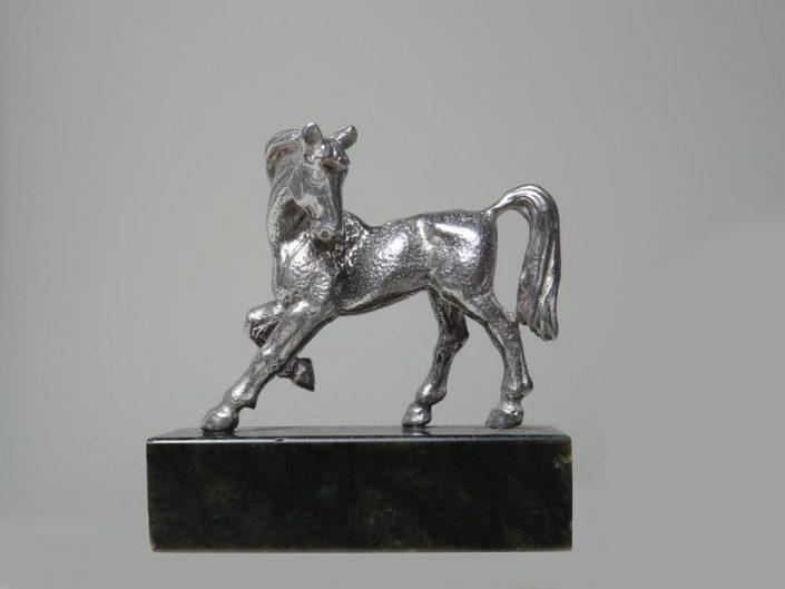 художественное литье из серебра