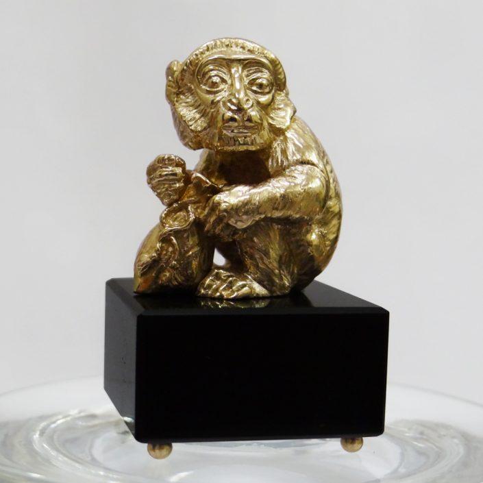 художественное литье из золота