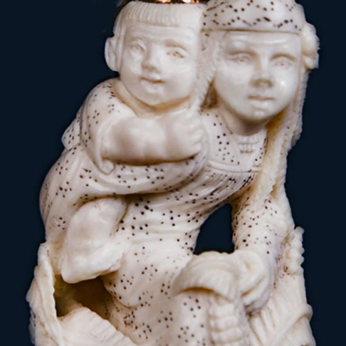 Скульптурная миниатюра