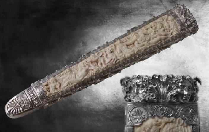 художественная резьба по кости