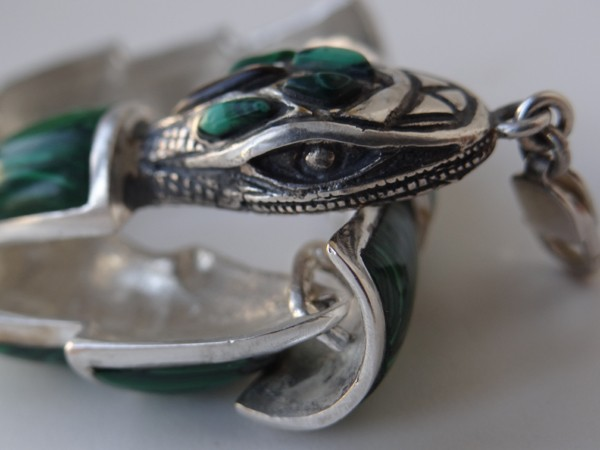 Ювелирные браслеты ручной работы из серебра и золота